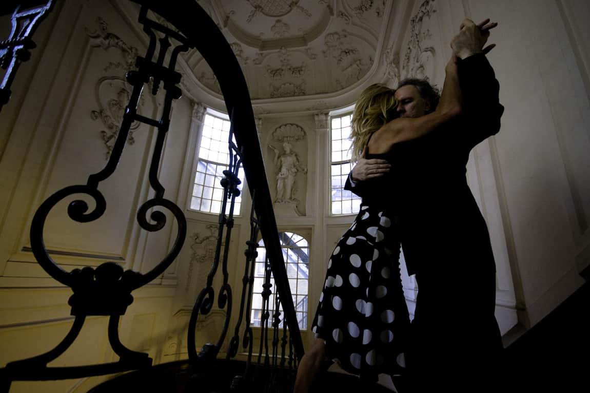 nieuwe dansers pijpbeurt in Leiden